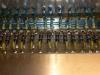 Aanpassingsnetwerk ingang FET's DL9AH amplifier.