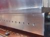 Paats waar de HEX FET's moeten komen. Deze zullen later gemonteerd worden om ze niet onnodig bloot te stellen aan statische electriciteit.