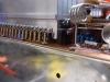 De eerste test van de DL9AH HF amplifier.