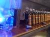 Uitzicht op de parallel geschakelde FET's in de DL9AH amplifier.