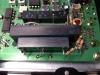 Collins SSB en CW filter gemonteerd.