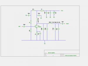 30 meter WSPR amplifier