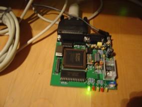 Baycom EPP modem