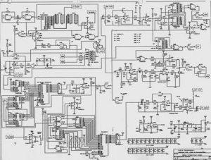 Schema DDS modem